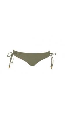 ColorMix cheeky bottom püksid - läikiv hallikasroheline